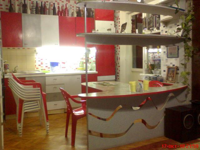 Кухня своими руками - пример с фото