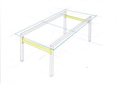 Как сделать складной столик для пикника своими руками + фото