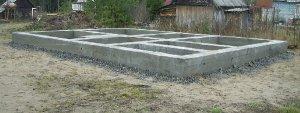 Поверхностная лента для деревянного дома - оптимальное решение дачного строительства