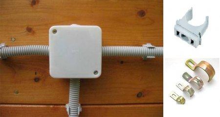 Как сделать электропроводку в деревянном доме?